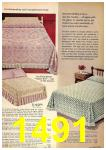 1962 Sears Fall Winter Catalog, Page 1491