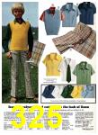 1975 Sears Spring Summer Catalog, Page 325