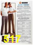 1973 Sears Spring Summer Catalog, Page 517