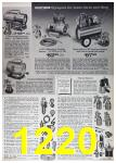1964 Sears Fall Winter Catalog, Page 1220