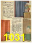 1965 Sears Fall Winter Catalog, Page 1031