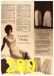 1964 Sears Spring Summer Catalog, Page 280