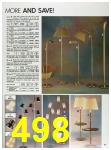 1989 Sears Home Annual Catalog, Page 498