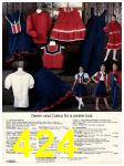 1982 Sears Fall Winter Catalog, Page 424