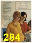1968 Sears Fall Winter Catalog, Page 284