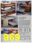 1988 Sears Fall Winter Catalog, Page 969