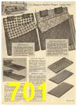 1960 Sears Spring Summer Catalog, Page 701