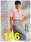 1988 Sears Spring Summer Catalog, Page 166