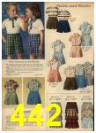 1962 Sears Spring Summer Catalog, Page 442