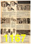 1962 Sears Fall Winter Catalog, Page 1167