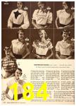1949 Sears Spring Summer Catalog, Page 184