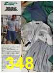 1991 Sears Spring Summer Catalog, Page 348