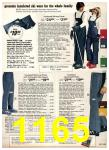 1975 Sears Fall Winter Catalog, Page 1165