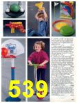 1992 Sears Christmas Book, Page 539