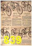 1964 Sears Spring Summer Catalog, Page 839