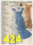 1979 Sears Spring Summer Catalog, Page 424