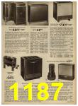 1962 Sears Spring Summer Catalog, Page 1187