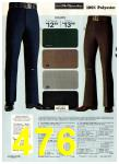 1975 Sears Spring Summer Catalog, Page 476