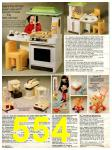 1982 Sears Christmas Book, Page 554