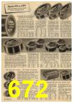 1961 Sears Spring Summer Catalog, Page 672