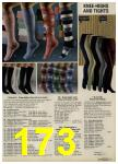 1979 Sears Fall Winter Catalog, Page 173
