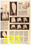 1964 Sears Spring Summer Catalog, Page 333