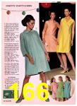 1969 Sears Spring Summer Catalog, Page 166