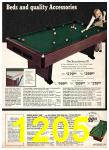 1975 Sears Fall Winter Catalog, Page 1205