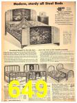 1942 Sears Spring Summer Catalog, Page 649