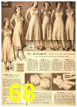 1949 Sears Spring Summer Catalog, Page 68