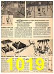 1949 Sears Spring Summer Catalog, Page 1019