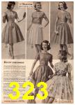 1962 Montgomery Ward Spring Summer Catalog, Page 323