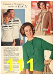 1962 Sears Fall Winter Catalog, Page 111