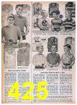 1957 Sears Spring Summer Catalog, Page 425