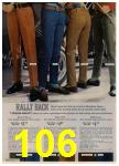1968 Sears Fall Winter Catalog, Page 106