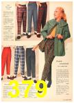 1960 Sears Fall Winter Catalog, Page 379