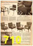 1958 Sears Fall Winter Catalog, Page 710