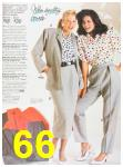 1987 Sears Spring Summer Catalog, Page 66