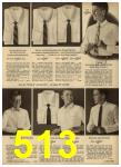 1962 Sears Spring Summer Catalog, Page 513
