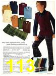 1971 Sears Fall Winter Catalog, Page 113