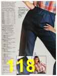 1987 Sears Fall Winter Catalog, Page 118