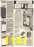 1976 Sears Fall Winter Catalog, Page 1141