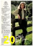 1982 Sears Fall Winter Catalog, Page 20
