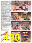 1992 Sears Christmas Book, Page 490