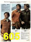 1976 Sears Fall Winter Catalog, Page 605
