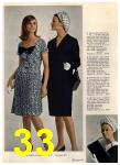 1965 Sears Spring Summer Catalog, Page 33