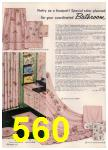 1959 Sears Spring Summer Catalog, Page 560