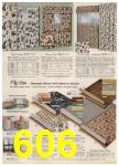 1959 Sears Spring Summer Catalog, Page 606