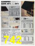 1989 Sears Home Annual Catalog, Page 742