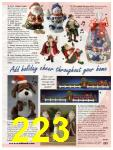 2000 Sears Christmas Book, Page 223